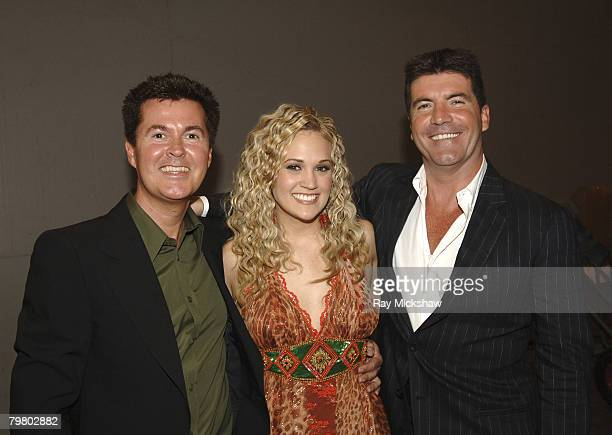 15 American Idol Season 4 Finale Backstage And Audience Photos And Premium High Res Pictures Getty Images