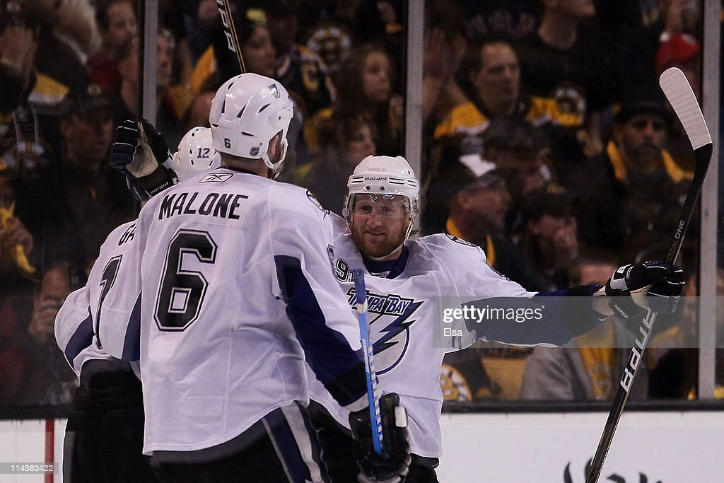Tampa Bay Lightning v Boston Bruins - Game Five