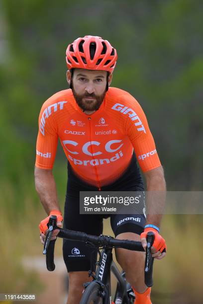 Simon Geschke of Belgium and CCC Team / during the Team CCC 2020, Training / @CCCProTeam / on December 13, 2019 in Denia, Spain.