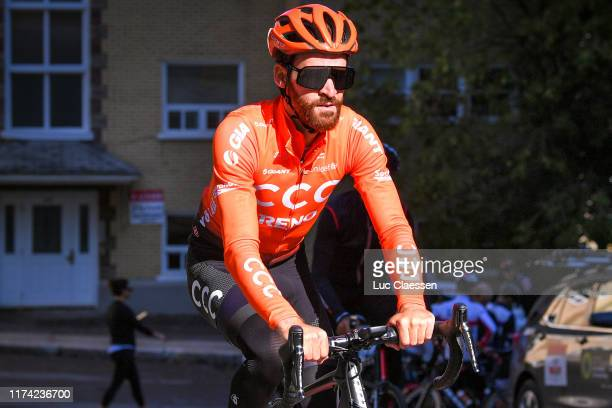 Simon Geschke of Germany and CCC Team / during the 10th Grand Prix Cycliste de Montreal & Quebec 2019 - Training / @GPCQM / #10YearsOfGPCQM / on...