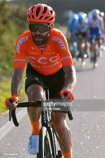 Simon Geschke of Germany and CCC Team / during the 46th Volta ao Algarve 2020, Stage 2 a 183,9 km stage from Sagres - Vila do Bispo to Alto da Fóia...