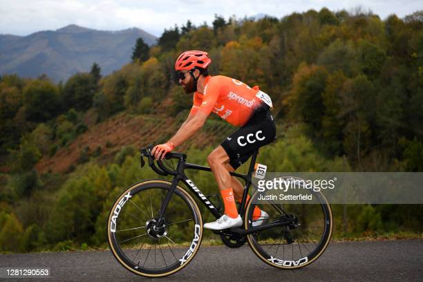 Simon Geschke of Germany and CCC Team / during the 75th Tour of Spain 2020, Stage 1 a 173km stage from Irun to Eibar - Alto de Arrate 570m/ @lavuelta...