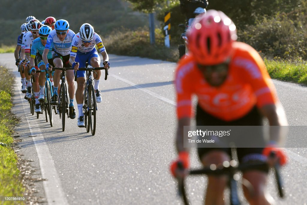 46th Volta ao Algarve 2020 - Stage 2 : News Photo