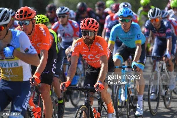 Simon Geschke of Germany and CCC Team / Peloton / during the 46th Volta ao Algarve 2020, Stage 1 a 195,6km stage from Portimão to Lagos /...