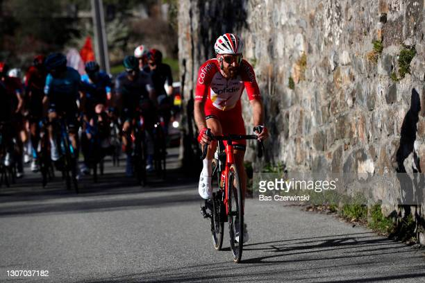 Simon Geschke of Germany and Team Cofidis during the 79th Paris - Nice 2021, Stage 8 a 92,7km stage from Le Plan-du-Var to Levens 518m / Stage...