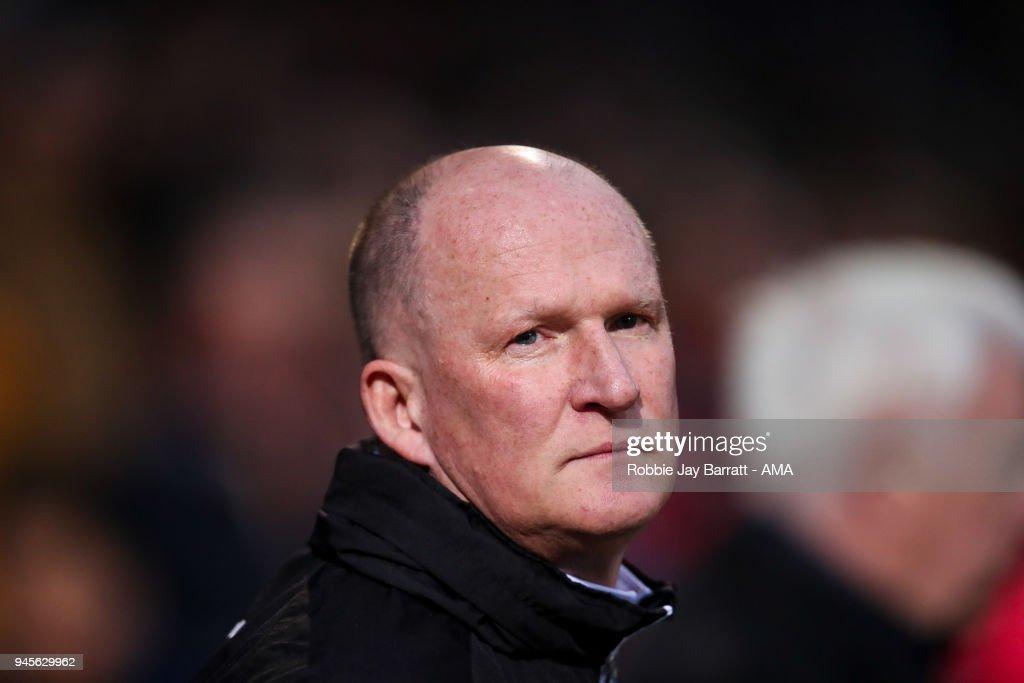 Bradford City v Shrewsbury Town - Sky Bet League One