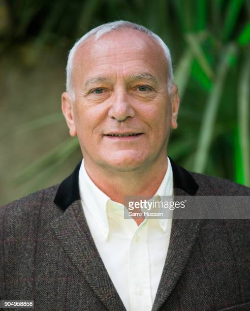 Simon Greenall attends the 'Early Man' World Premiere held at BFI IMAX on January 14, 2018 in London, England.