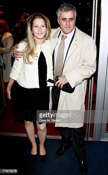 Simon Halfon arrives at the UK film premiere of 'Sleuth' at Odeon West End on November 18 2007 in London England