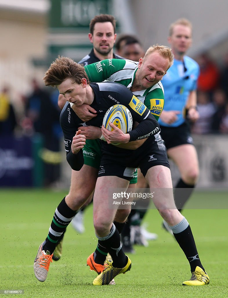 Newcastle Falcons v London Irish - Aviva Premiership