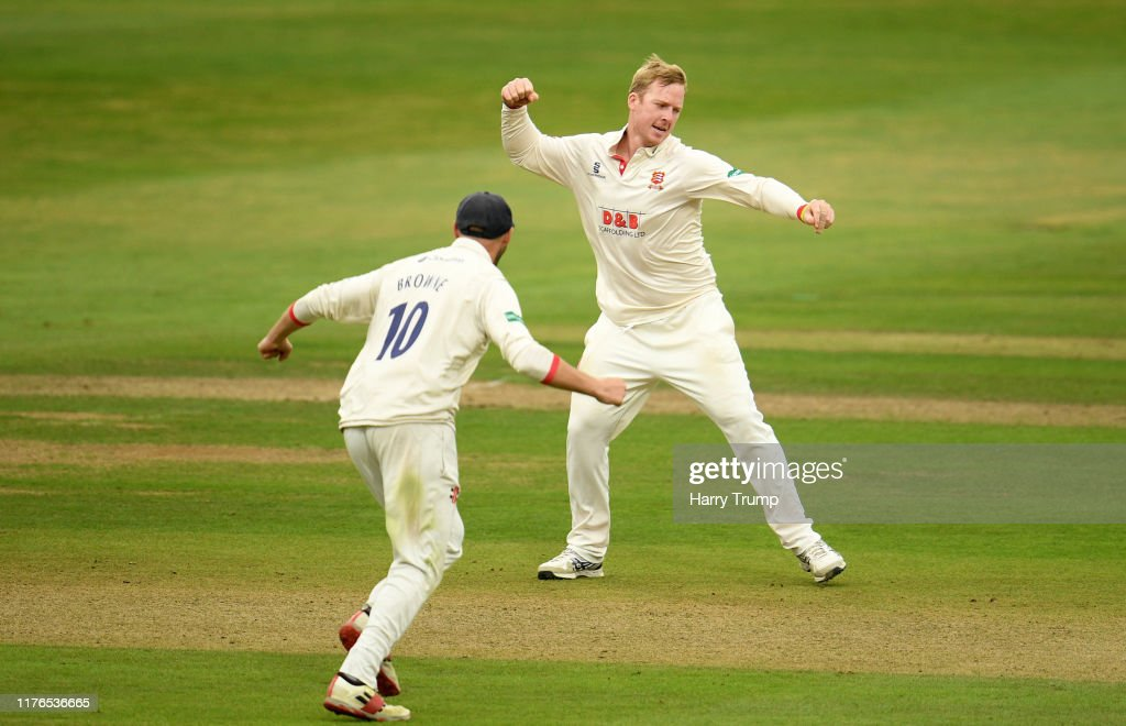 Somerset v Essex - Specsavers County Championship Division One: Day One : News Photo