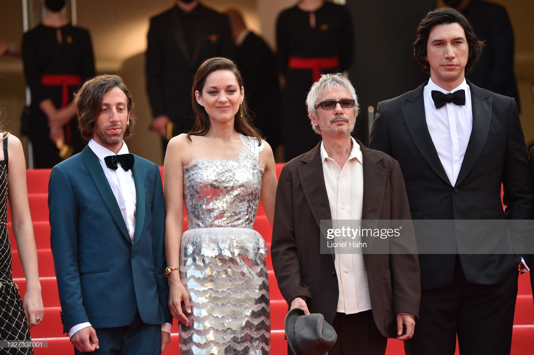 """""""Annette"""" & Opening Ceremony Red Carpet - The 74th Annual Cannes Film Festival : Photo d'actualité"""