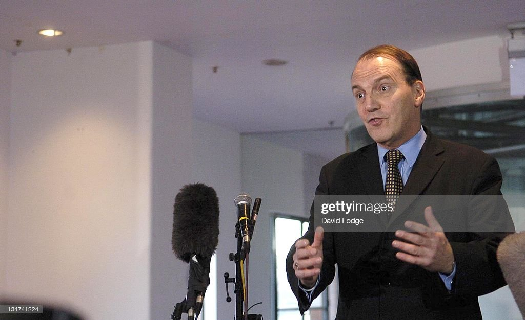 Simon Hughes Joins the Race for Leader of the Liberal Democrats - January 12,