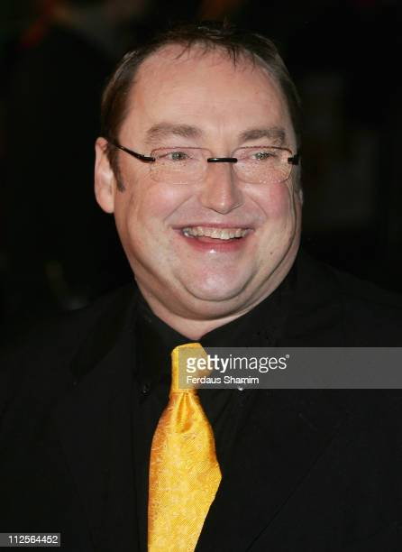 Simon J Smith, director, attends the Bee Movie film premiere held at the Empire Leicester Square on December 6, 2007 in London, England.