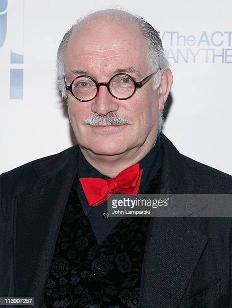 Simon Jones attends the TACT/The Actors Company Theatre Spring Gala at The Edison Ballroom on May 9 2011 in New York United States