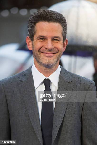 Simon Kinberg attends the UK Premiere of 'XMen Days of Future Past' at Odeon Leicester Square on May 12 2014 in London England