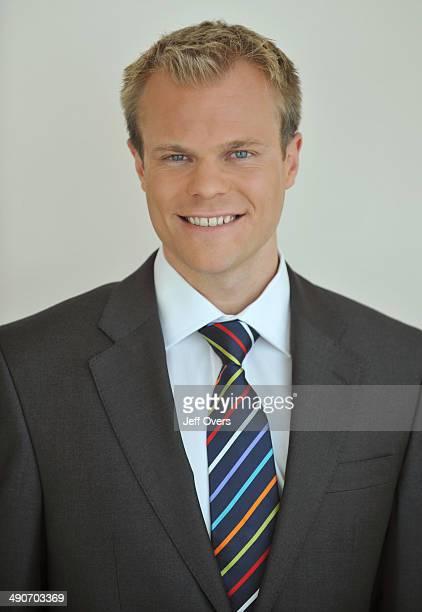 Simon King BBC weather presenter Sept 2008