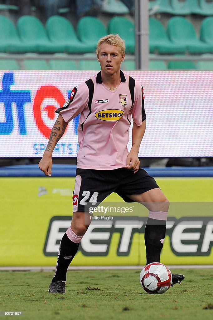 US Citta di Palermo v AS Bari - Serie A : ニュース写真