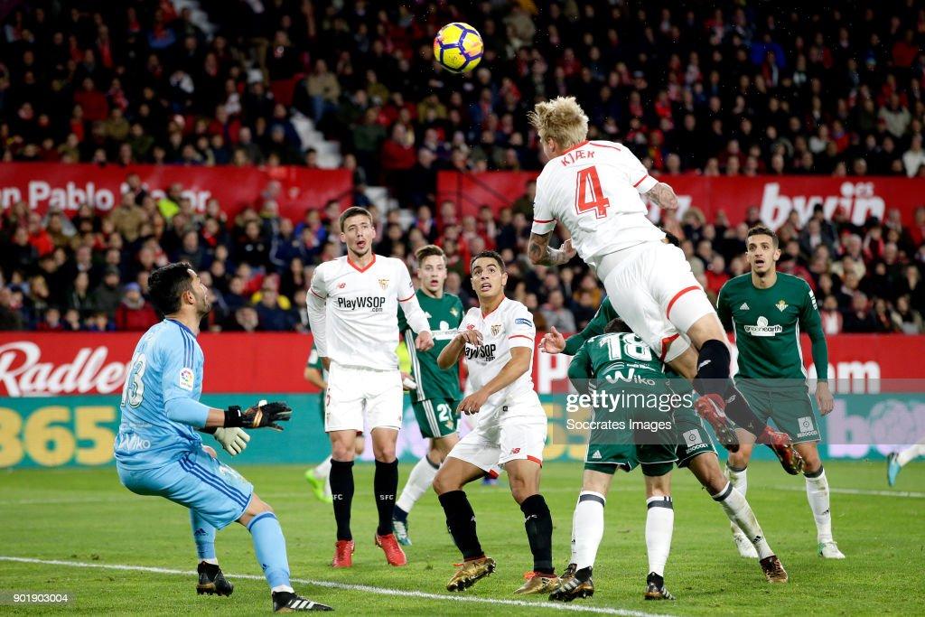 Sevilla v Real Betis - La Liga