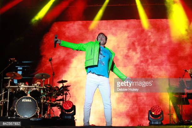 03 Simon Le Bon of Duran Duran performs at Electric Picnic Festival at Stradbally Hall Estate on September 3 2017 in Laois Ireland