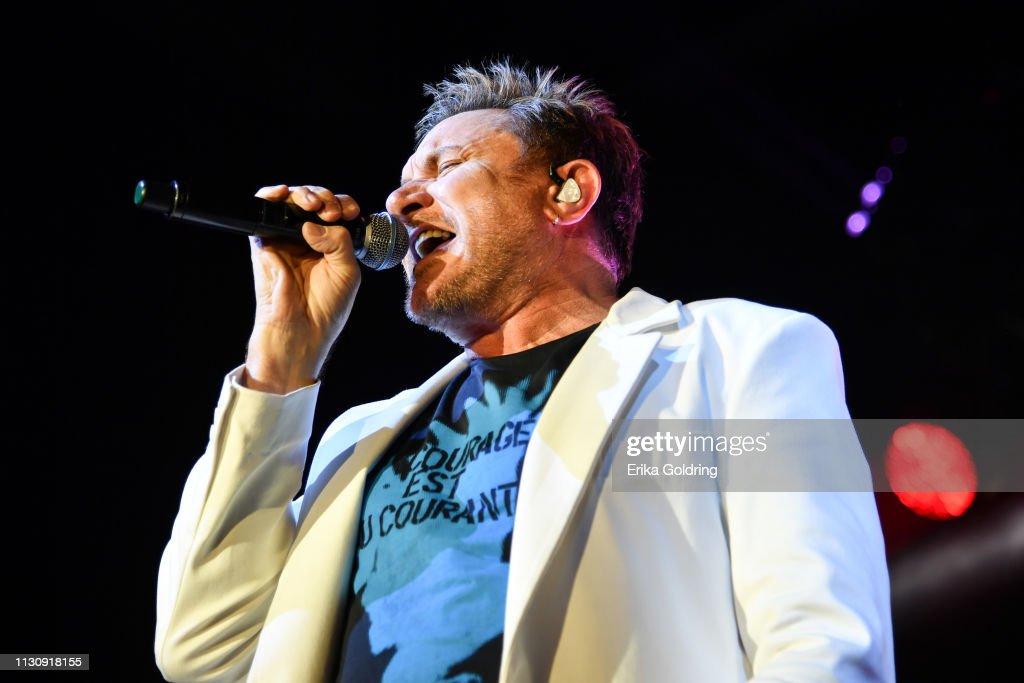 LA: Duran Duran In Concert - New Orleans, LA