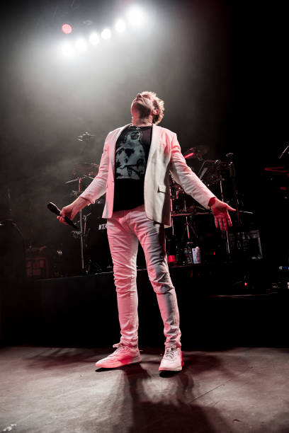 GBR: Duran Duran Perform At The O2 Institute Birmingham