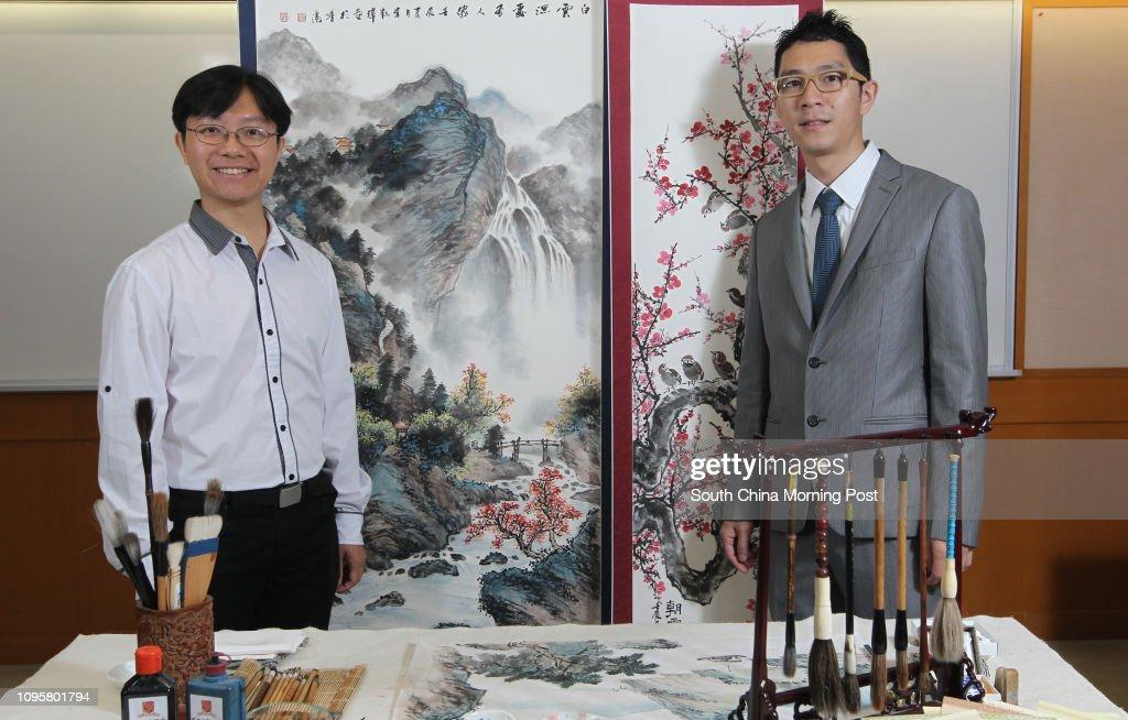 Simon Li Hoi Wai Graduate Of Advanced Diploma Programme In Chinese News Photo Getty Images