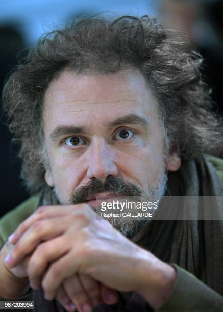Simon Liberati attends RadioFrance Fete le Livre in Paris France on November 26 2011