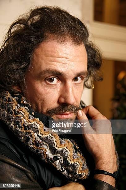 Simon Liberati attends the photo call for the Journee du Figaro