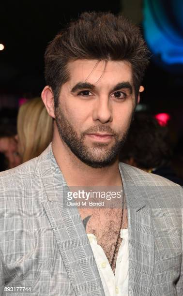 Simon Lipkin attends the world premiere press night performance of 'Nativity The Musical' at Eventim Apollo Hammersmith on December 14 2017 in London...