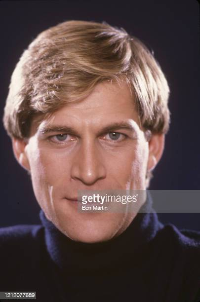Simon MacCorkindale was a British actor, film director, writer and producer, 1973.