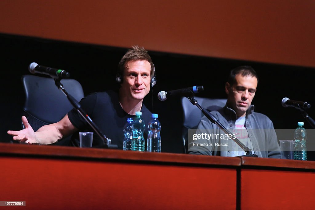 'Index Zero' Press Conference - The 9th Rome Film Festival