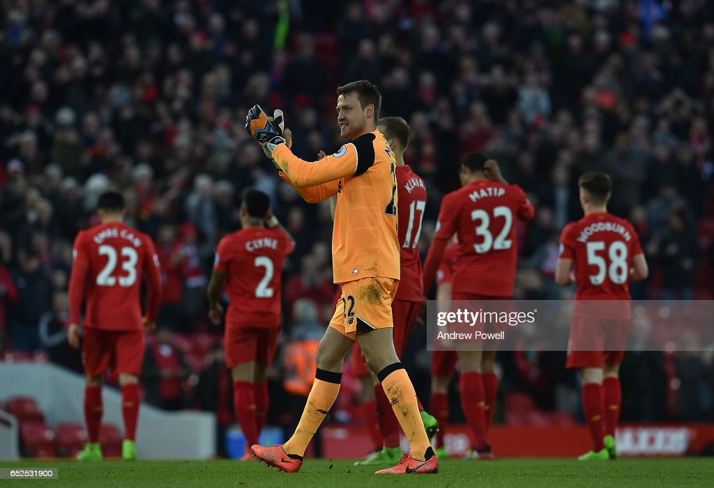 Liverpool v Burnley - Premier League : News Photo