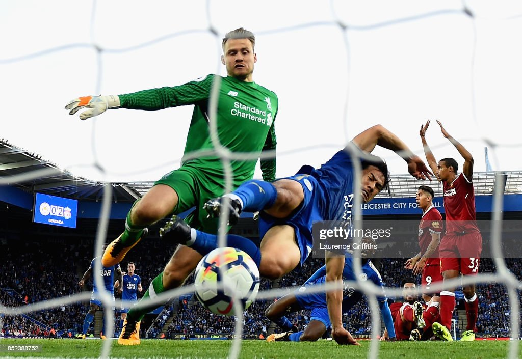 Leicester City v Liverpool - Premier League : ニュース写真