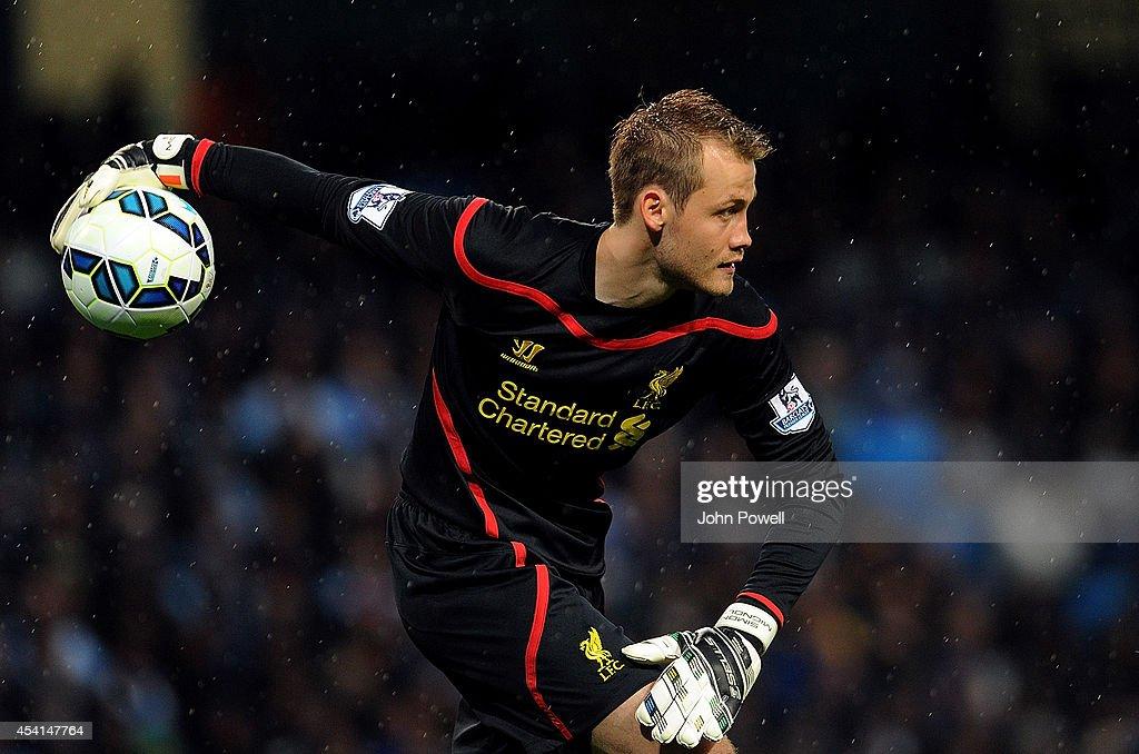 Manchester City v Liverpool - Premier League : Foto jornalística