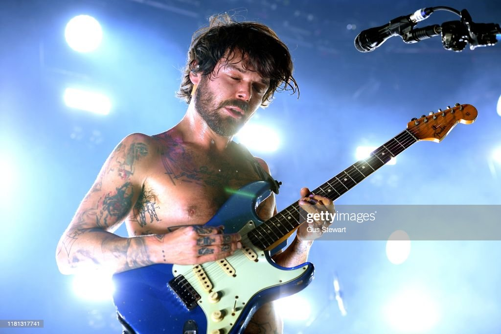 Biffy Clyro Perform At The Roundhouse, London : News Photo