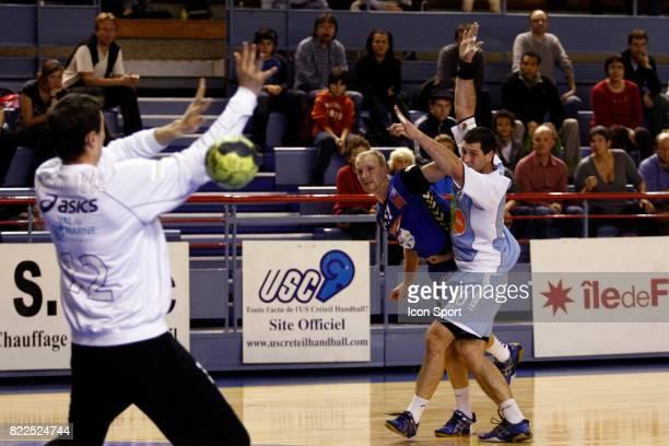 Simon PARENT Creteil / Dijon 8e journee de Division 1 Palais des Sports de Creteil