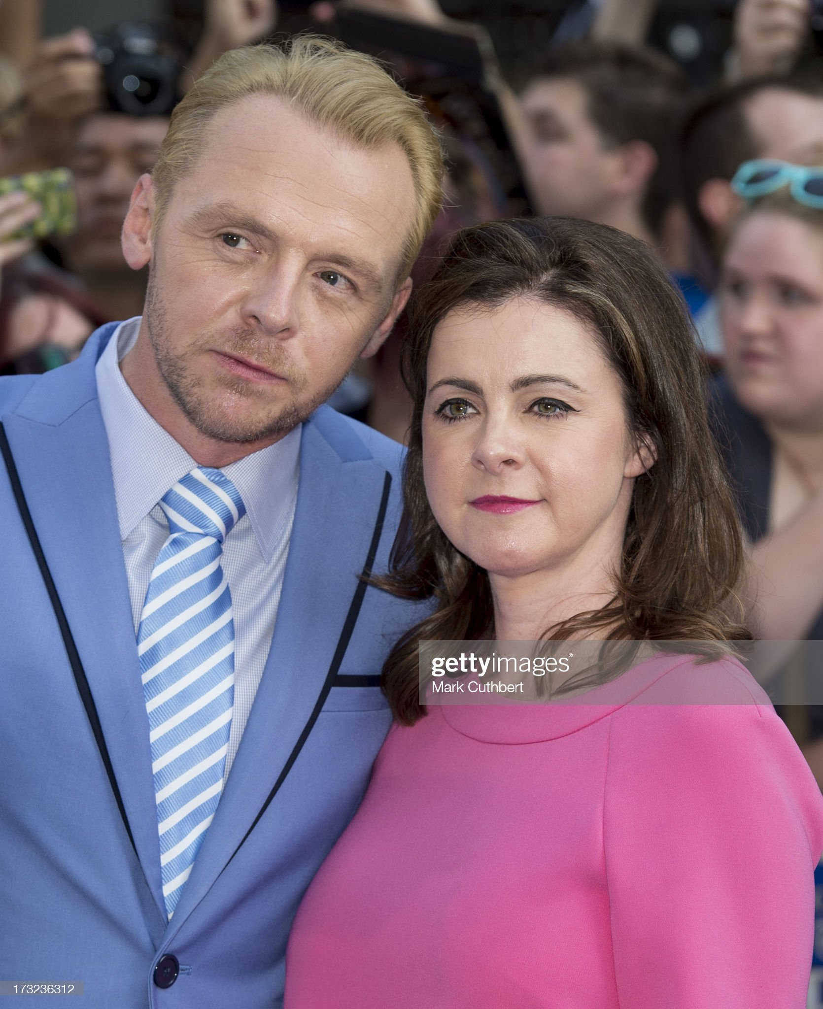 The World's End - World Premiere - Red Carpet Arrivals : News Photo