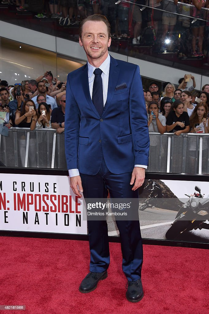 Mission: Impossible - Rogue Nation NYC Premiere