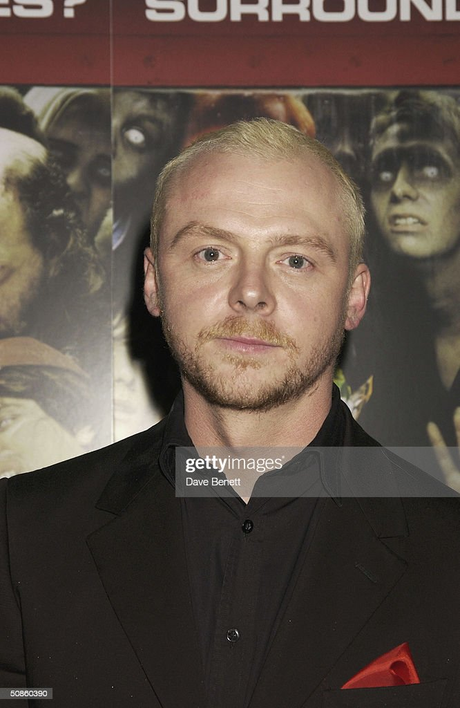"The UK Premiere of ""Shaun of the Dead"" : News Photo"