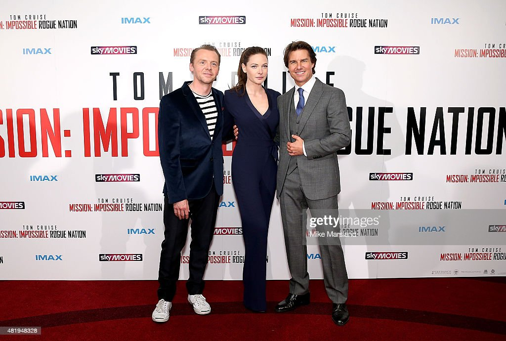 Mission: Impossible - Rogue Nation UK Fan Screening : News Photo