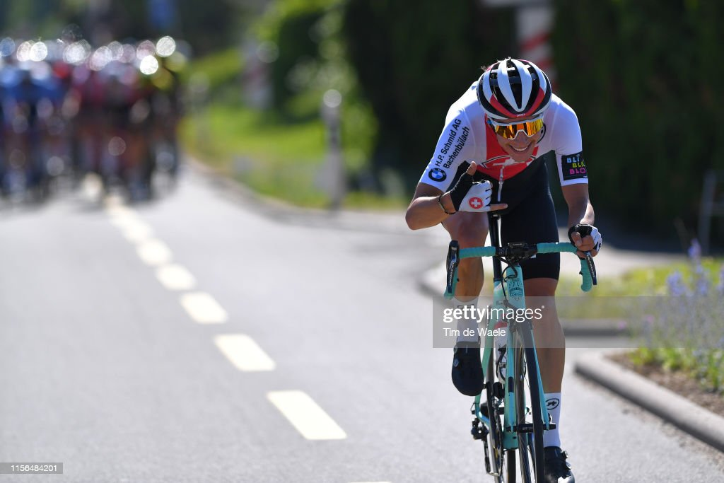 83rd Tour of Switzerland  - Stage 3 : Foto di attualità