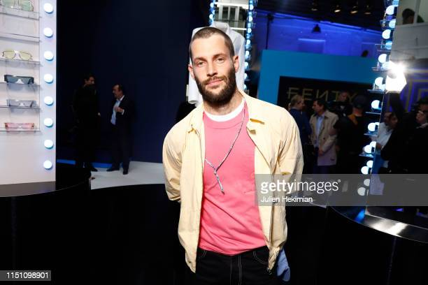 Simon Porte Jacquemus attends Fenty Launch on May 22, 2019 in Paris, France.