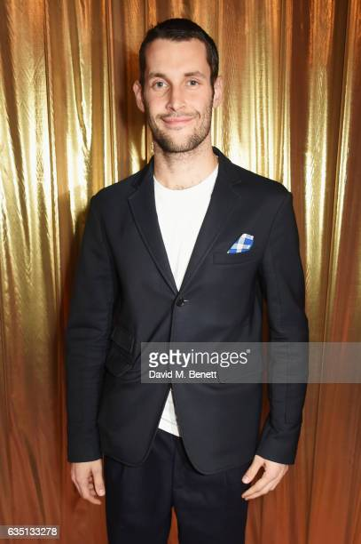 Simon Porte Jacquemus attends the Elle Style Awards 2017 on February 13 2017 in London England