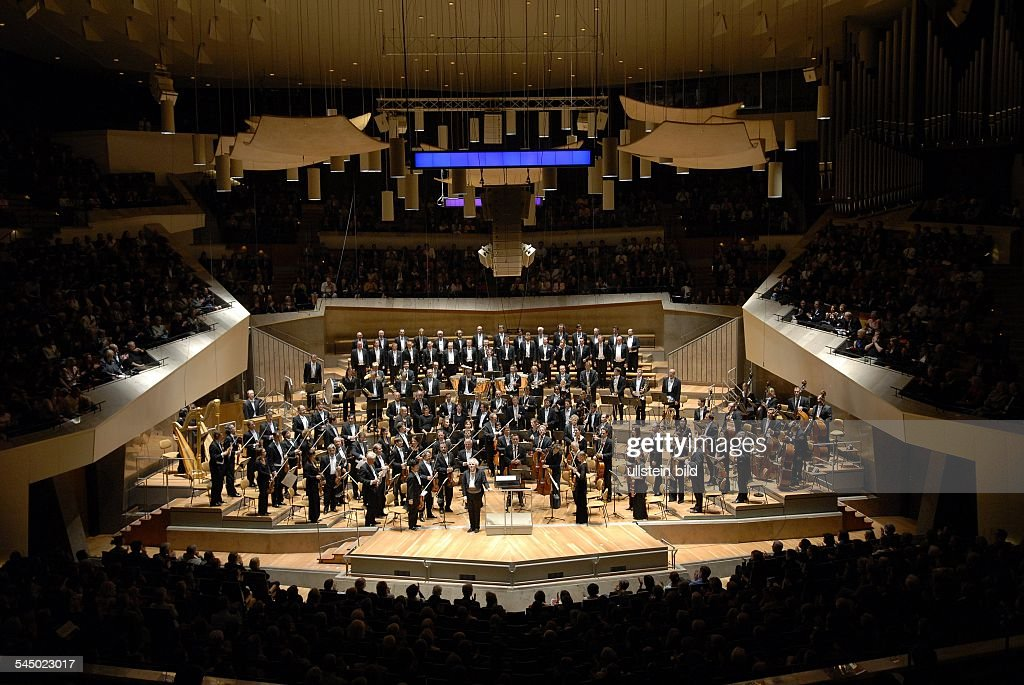 In Focus: Berlin Philharmonic Votes In New Conductor