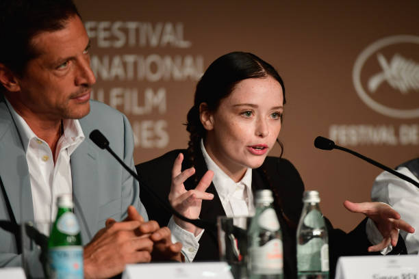 """FRA: """"Red Rocket"""" Press Conference - The 74th Annual Cannes Film Festival"""