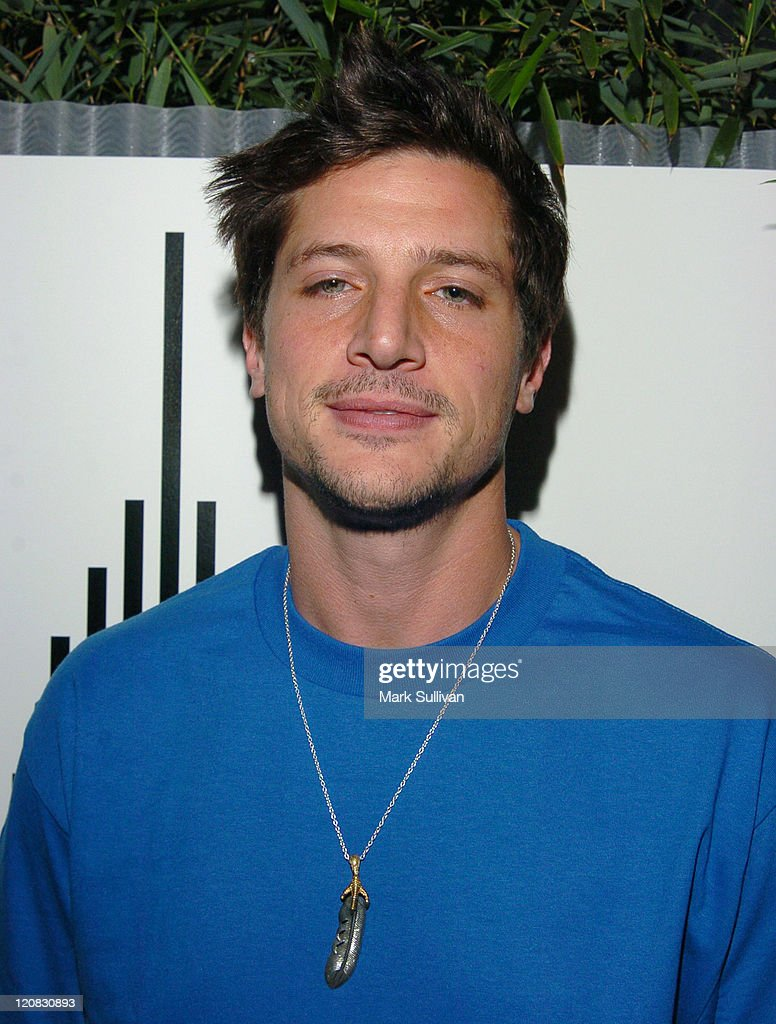 Simon Rex during Empire State Clothing Launch and Spring 2006 Collection Preview at Hollywood Roosevelt Hotel in Hollywood, California, United States.