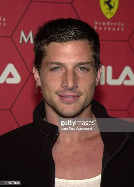 Simon Rex during Maxim Magazine Party at Pacific Design Center in West Hollywood, California, United States.