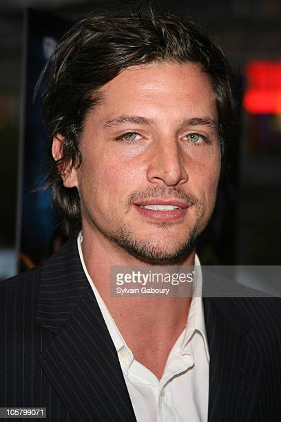 Simon Rex during Special Red Carpet Screening of Dimension Films' Scary Movie 4 arrivals at AMC Loews Lincoln Square Theater in New York New York...