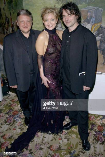 Simon Russell Beale, Essie Davis and David Leveaux