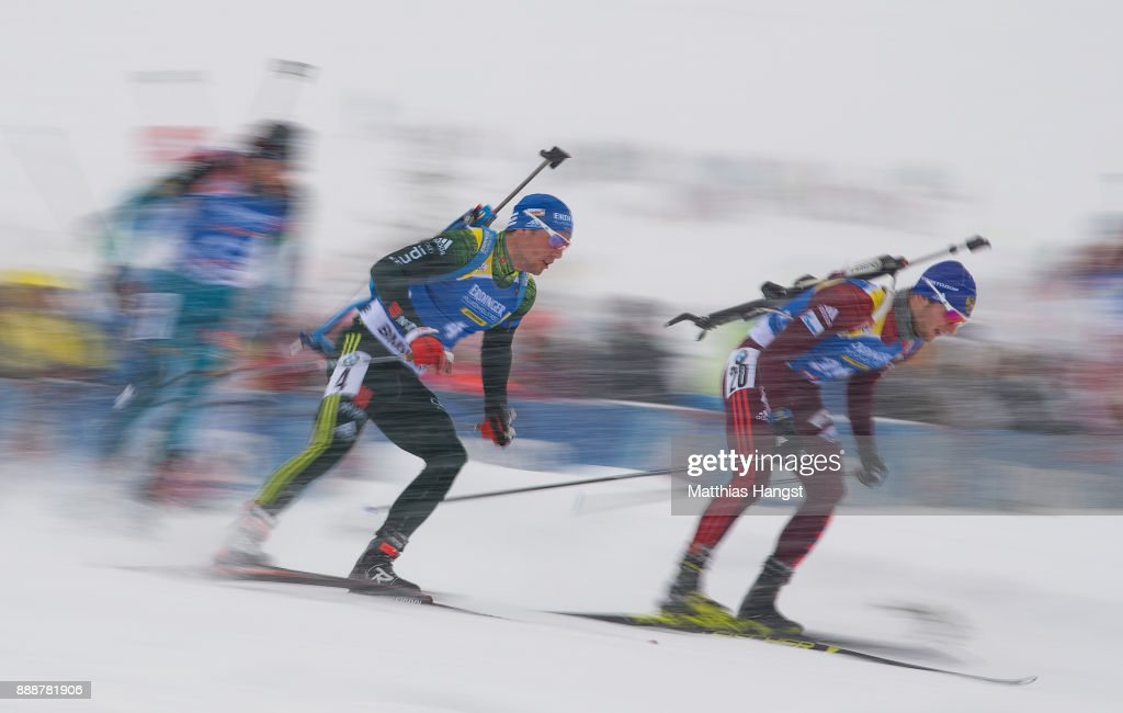 BMW IBU World Cup Biathlon Hochfilzen